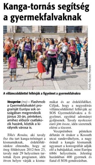 Veszprémi Naplo 2014.06.19.
